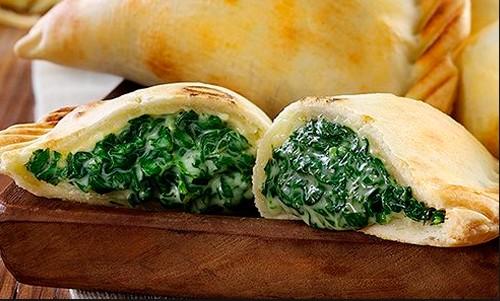 Empanadas de Espinacas